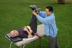 Lower Back Active Isolated Stretching - Pain specialist