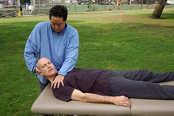 Neck Active Isolated Stretching - Pain specialist