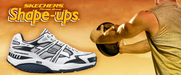 Photo of an Athletic Shoe by Skechers